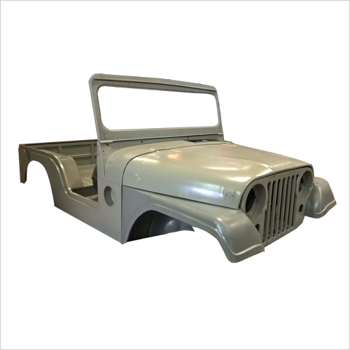 Jeep Body Tubs M38, M38A1