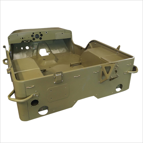 Body TUB MB/GPW