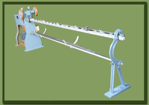 Wire Straightening cum cutting machine