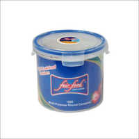 AIR TIGHT & LEAK PROOF ROUND CONTAINER 1500 ml ROUND BOX