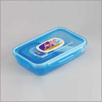 AIR TIGHT & LEAK PROOF CONTAINER LUNCH BOX 600 ml (MULTI COLOUR)