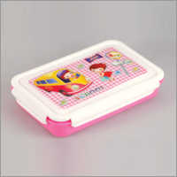AIR TIGHT & LEAK PROOF ROUND CONTAINER 800 ml LUNCH BOX (TS)