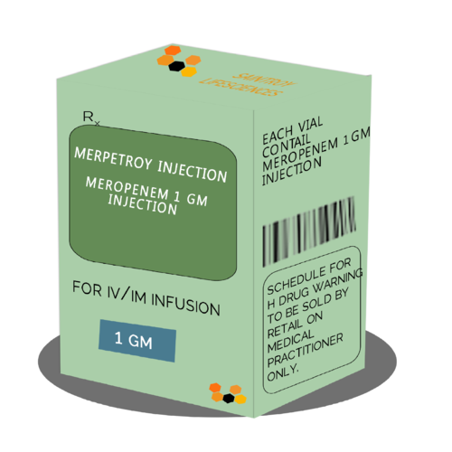 Meropenem injection