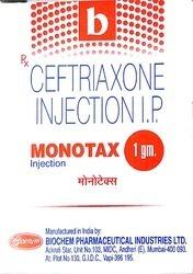 Antibiotic Injection