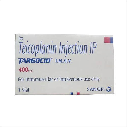 Teicoplanin Injections