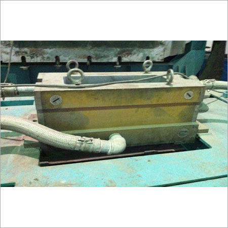 Semi Automatic Slab Continuous Casting Machine