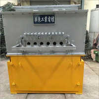 High Temperature Copper Melting Furnace