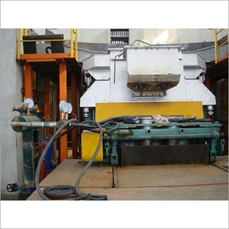 Vertical Semi Continuous Copper Melting Furnace