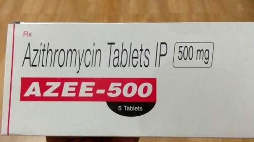 AZITHROMYCIN TABLET