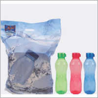 FRIDGE BOTTLE SET WITH POUCH (Packing of 6)
