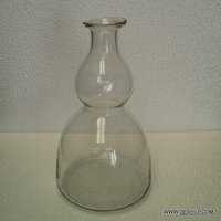 Recycled Glass Reed Diffuser Bottle Craft Storage Diffuser Reed Base Oil