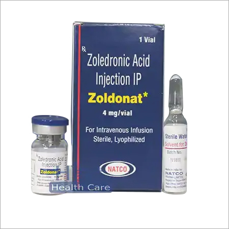 Zolendronic Acid for Injection