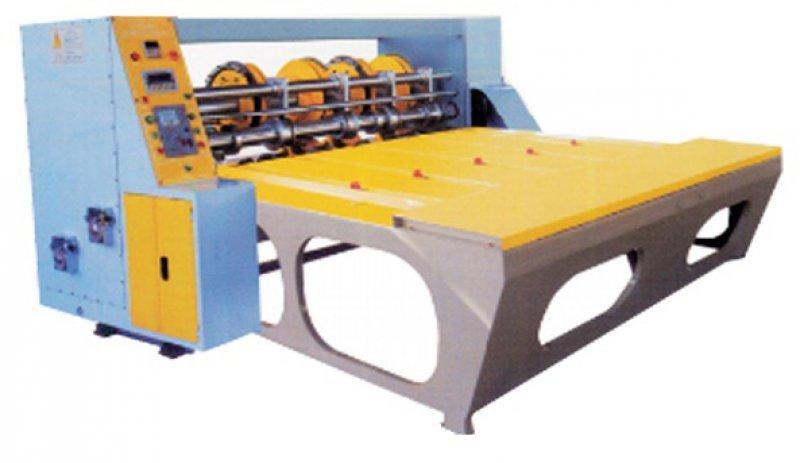 Semi Auto Rotary Wheel Slotter Machine