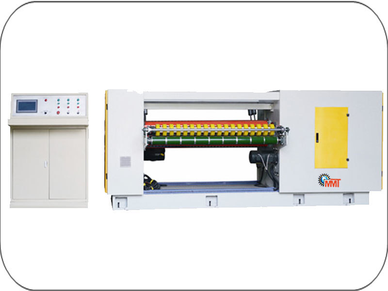 Eccentric Rotary Card Board Cutter Machine