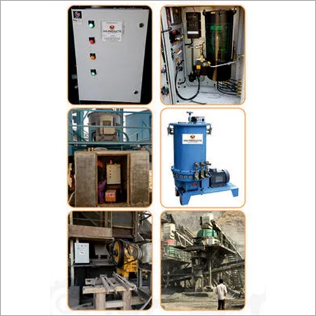 Automatic Crusher Grease Lubrication System