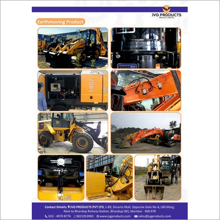 Earth-Moving Machinery Lubrication Systems