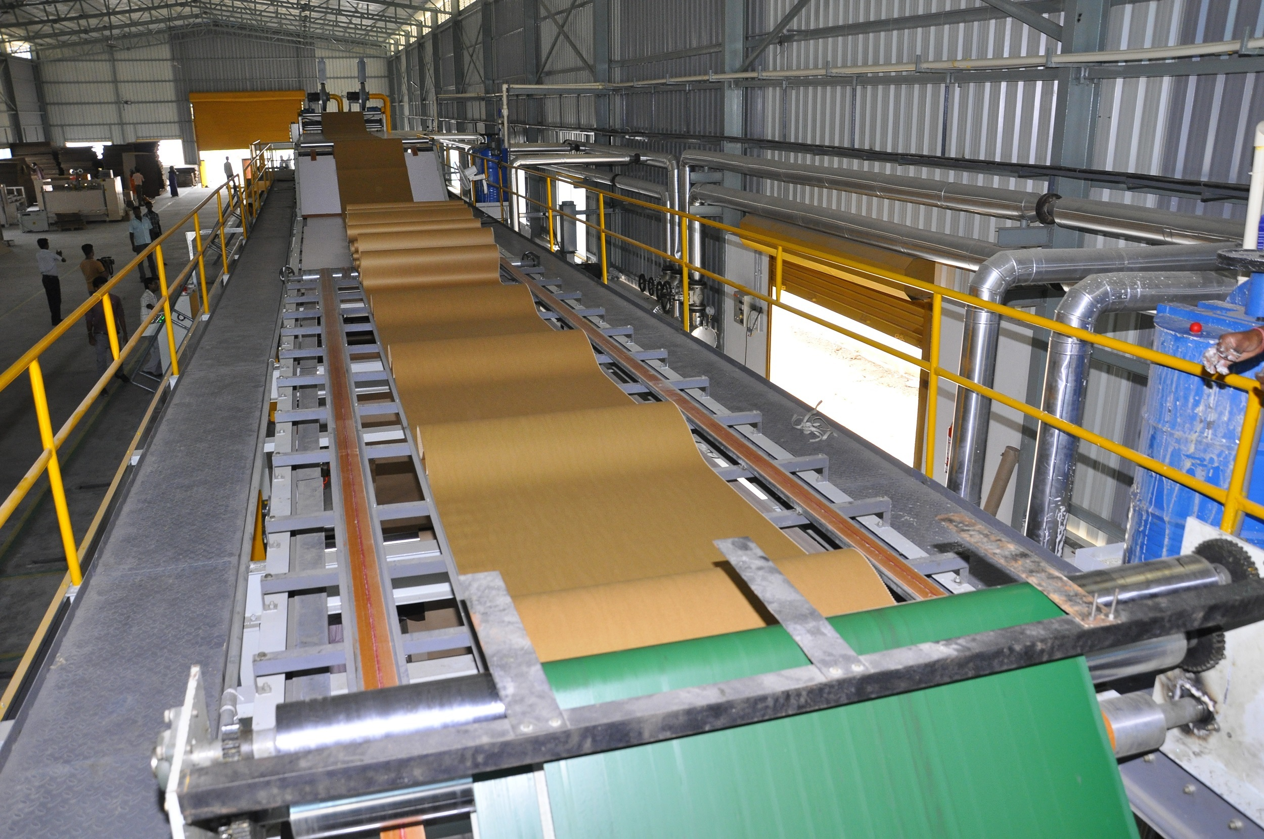 3 Ply Corrugated Box Plant