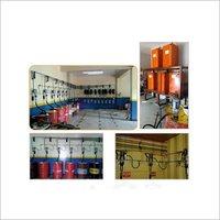 Lubrication Room