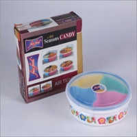 SEASON CANDY ROUND BOX 1600 ml. (PRINTED)