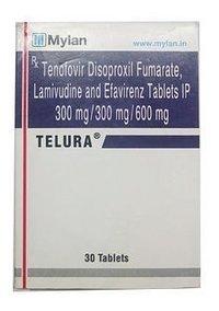 Tenofovir Efavirenz Tablet