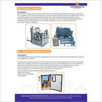 Air Oil Mist Lubrication Systems