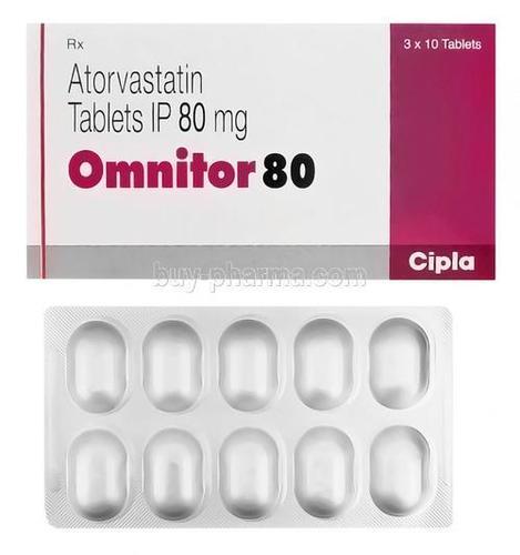 Atorvastatin Calcium Tablet
