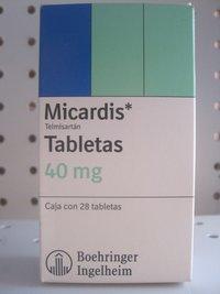 Micardis Tablets