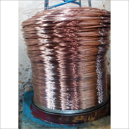 Mild Steel Copper Coated Coil