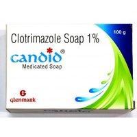 CLOTRIMAZOLE SOAP