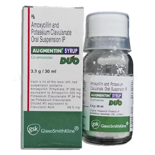 AMOXYCILLIN SYRUP