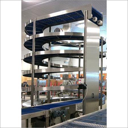 JP FD Spiral Conveyor