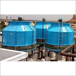 FRP Cooling Tank