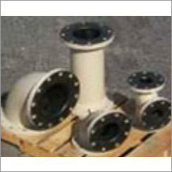 Rubber Lining Pipe Fitting