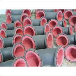 Rubber Lining Pipes