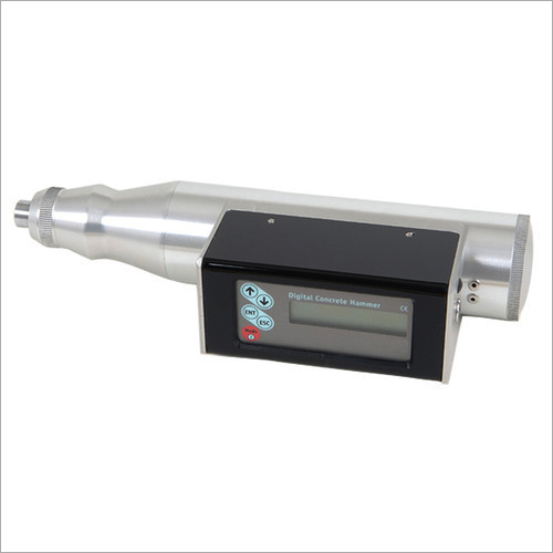 Digital Concrete Test Hammer
