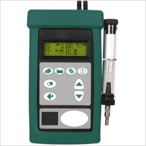 Commercial Flue Gas Analyzer