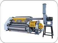 Fingerless Type Single Facer Machine