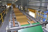 3 & 5 Ply Automatic Paper Corrugated Board Plant