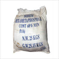 Sodium Hexa Meta Phosphate Powder