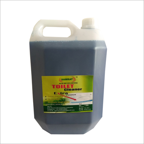 5 Ltr. Liquid Toilet Cleaner