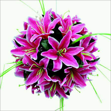 Pink Decorative Flower