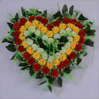 Heart Decorative Flower