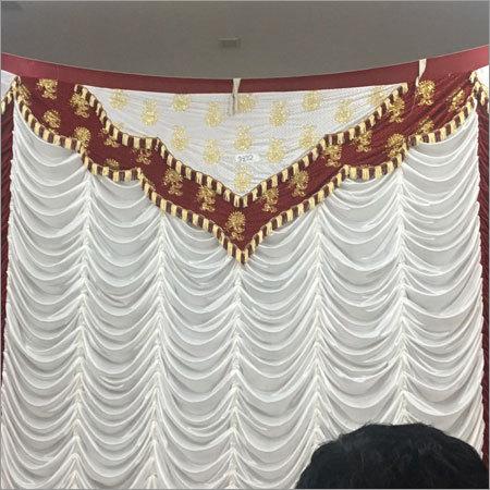 Coffie White Curtain