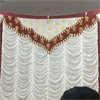 Coffie White Curtain