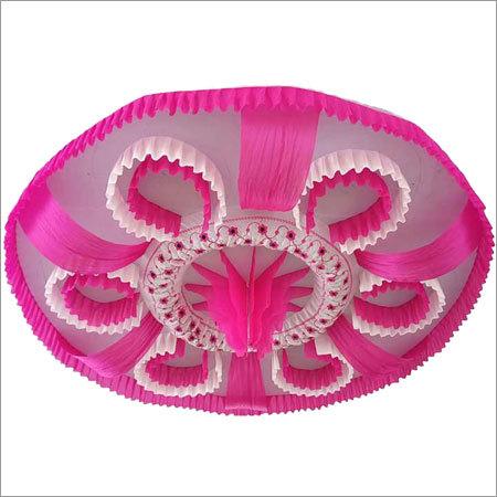 Pink white Ceiling Shaiyana
