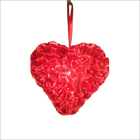 Red  Heart Decorative Item