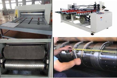 Automatic Chain Feed Flexo Printer Machine