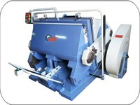 Corrugated Board Punching Machine