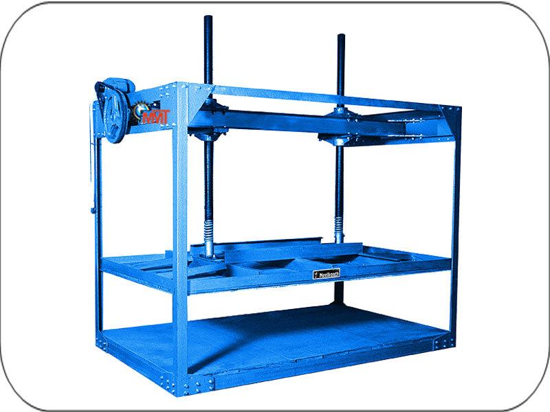 Carton Sheet Pressing Machine