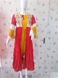 Cotton Crush Kurti